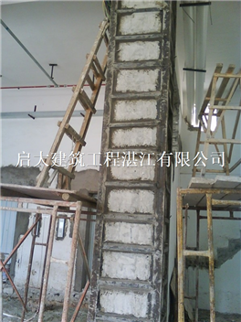湛江粘鋼板加固設計規定