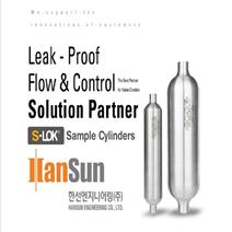 S-LOK取样钢瓶CD50-4N-500