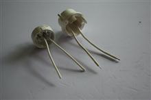 LED灯头线T5 T8硅胶线