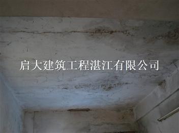 湛江樓房結構裂縫的危害性評定