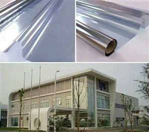 玻璃隔热膜 必威体育(银光)