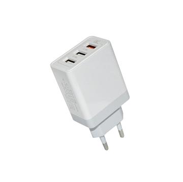 欧菲斯305 278 281新款3USB电源充电QC3.0多孔接线板家用安全电