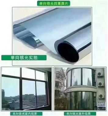 玻璃防爆膜 SF-100CL(透明安全膜)