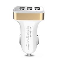 欧菲斯092汽车USB车充多功能深圳厂家点烟车充电器
