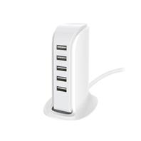 欧菲斯HW018插座usb多功能插排多孔接线板家用安全电源插线板
