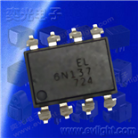 SOP-8貼片型高速光耦6N37S