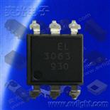 EL3063S1(TA)过零触发的双向可控硅光耦