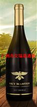 天霸西拉红葡萄酒