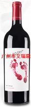 粉足西拉红葡萄酒