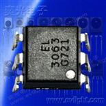 6脚插件型EL3063双向可控硅光耦