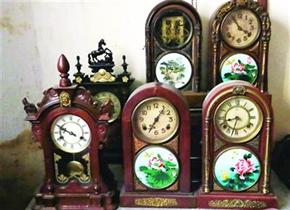 上海老式钟表回收
