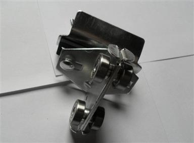 天車行車滑輪,扁線滑輪304不銹鋼軌道