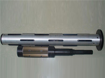 Article key type inflatable axis