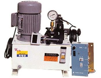 Photoelectric hydraulic machine EPC