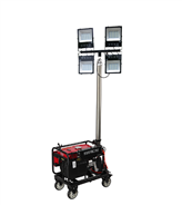 HFW6120全方位遙控升降工作燈