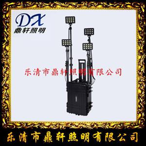 SR-074移动照明系统 SR-074锂电电池 SR-074交通事故抢修灯