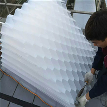 蜂窝斜管填料清洗方法,郑州填料厂家