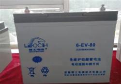 理士蓄电池EV系列12V80AH