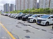 深圳丰田阿尔法自驾租车