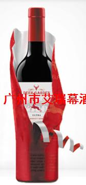 圣鹿赤霞珠西拉红葡萄酒