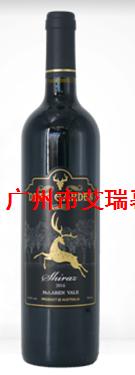 圣鹿西拉窖藏红葡萄酒