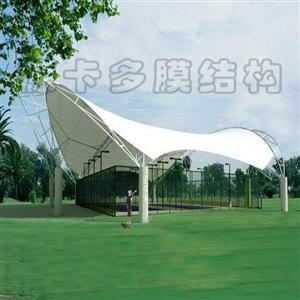膜结构安装_源卡多张拉膜工程有限公司