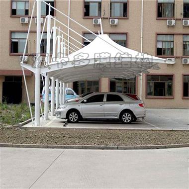 电动车棚_价格_方案设计_源卡多膜结构工程公司