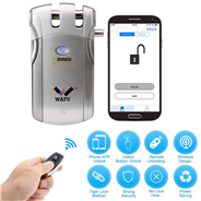 WAFU Keyless Smart Remote Control Lock for Home with Bluetooth Security Door Lock(WF-018Upro)