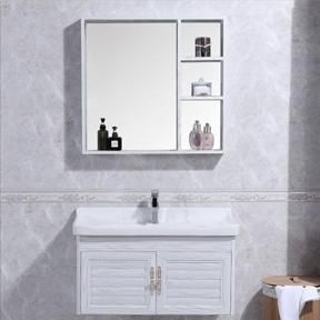 浴室柜镜组合