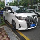 苏州丰田保姆车alphard包车租车服务