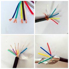 铁路信号电缆PTYA23 4-61芯