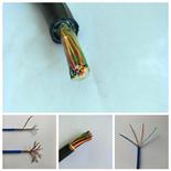 RVVP2*2.0MM节制电缆双护套