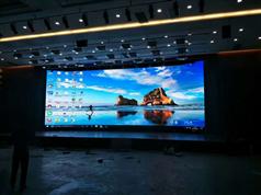 室内P5全彩显示屏