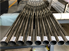 ASTM-A249 Stainless Steel Heat Exchange Pipe