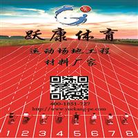 透气型竞博官网地址EPDM弹性颗粒运动场地胶环保施工材料