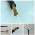 铁路信号电缆PTYV-21芯销售