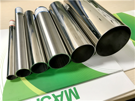 304 Stainless Steel Decorative Round Tube and Pipe