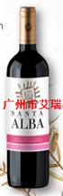 圣塔赤霞珠半甜红葡萄酒