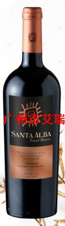 圣塔佳酿干红葡萄酒