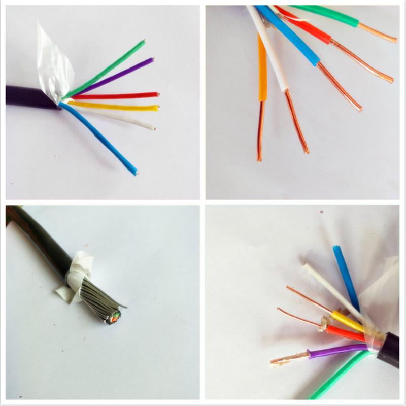 KYJVP-24×0.5控制电缆软芯电缆