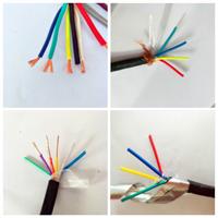 矿用控制电缆MKVV4*1.5型号直销