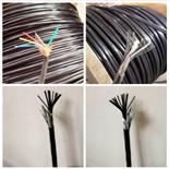 MKVVRP矿用屏蔽软芯控制电缆