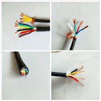 MHYA32矿用铠装通信电缆