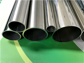 Stainless Steel Welded Decoration Round Tube
