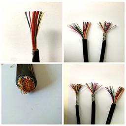 RS485-6*0.75双绞屏蔽数据线