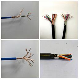 阻燃PROFIBUS-DP总线电缆
