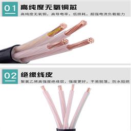 普通双绞屏蔽型电缆 STP-120Ω