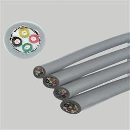 ASTP-120Ω 2*24AWG 铠装屏蔽电缆