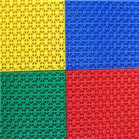 幼儿园悬浮地板户外拼装竞博官网地址塑胶防滑运动竞博官网地址