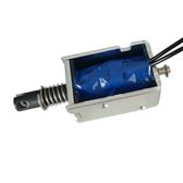 推式电磁铁HIO-0630S-24A50 框架尺寸:23*20*30